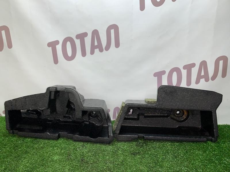 Обшивка багажника Nissan X-Trail TNT31 QR25DE 2008 нижняя (б/у)