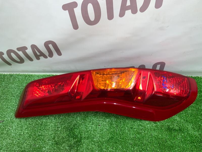 Стоп-сигнал Nissan X-Trail TNT31 QR25DE 2008 задний левый (б/у)
