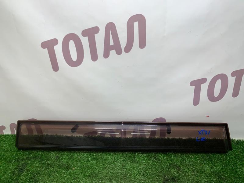 Ветровик Nissan X-Trail TNT31 QR25DE 2008 задний левый (б/у)