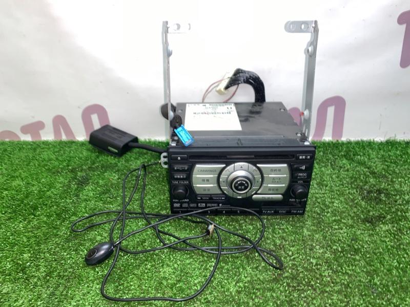 Магнитофон Nissan X-Trail TNT31 QR25DE 2008 (б/у)