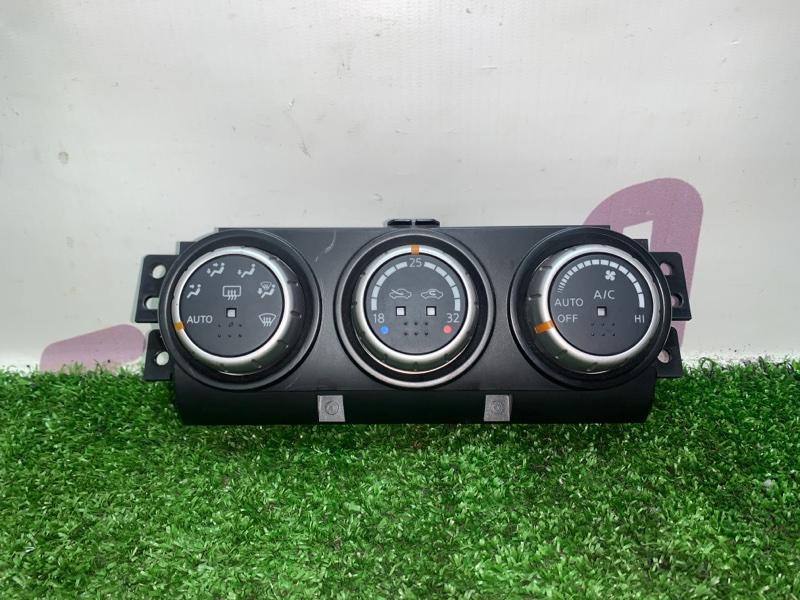 Блок управления климат-контролем Nissan X-Trail TNT31 QR25DE 2008 (б/у)