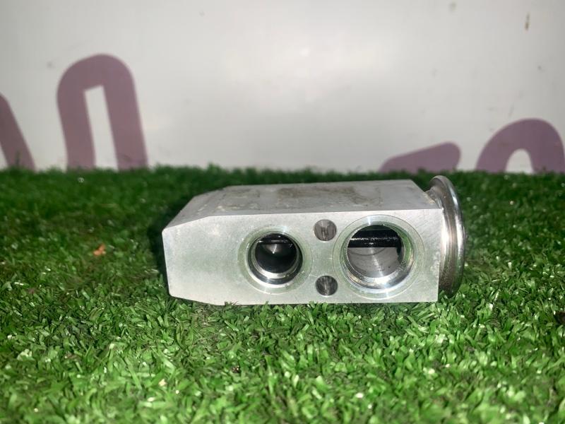 Клапан радиатора кондиционера Nissan X-Trail TNT31 QR25DE 2008 (б/у)