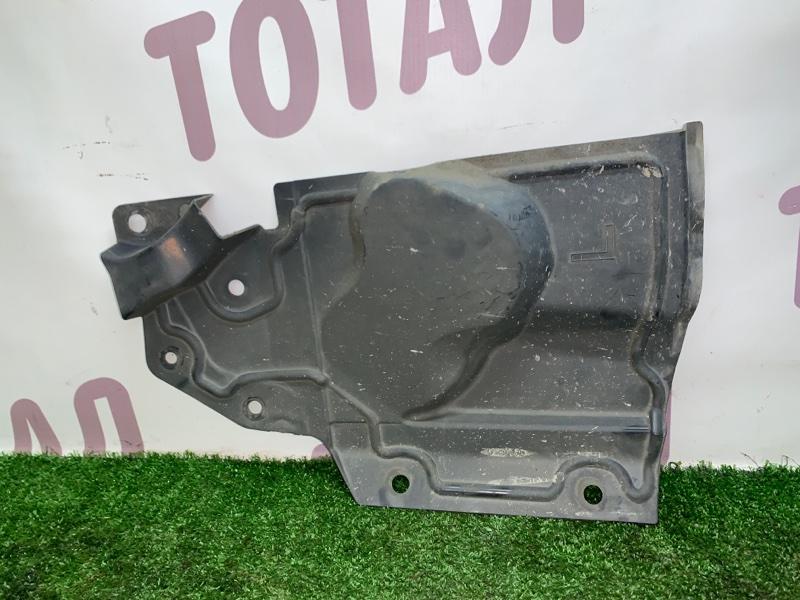 Защита двигателя Nissan X-Trail TNT31 QR25DE 2008 левая (б/у)