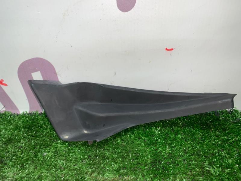 Уголок решетки под дворники Nissan X-Trail TNT31 QR25DE 2008 правый (б/у)