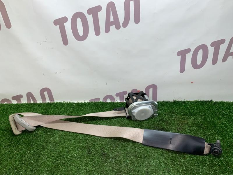 Ремень безопасности Nissan X-Trail TNT31 QR25DE 2008 передний левый (б/у)