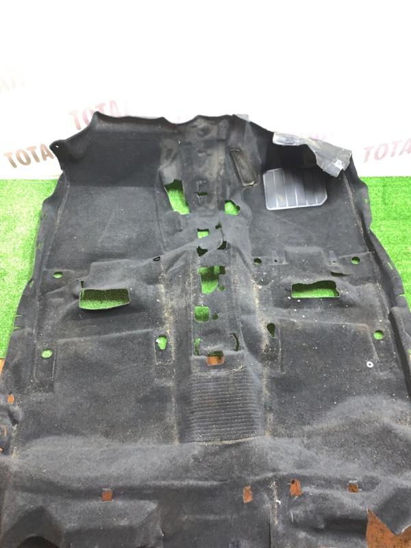 Обшивка пола Nissan X-Trail TNT31 QR25DE 2008 (б/у)