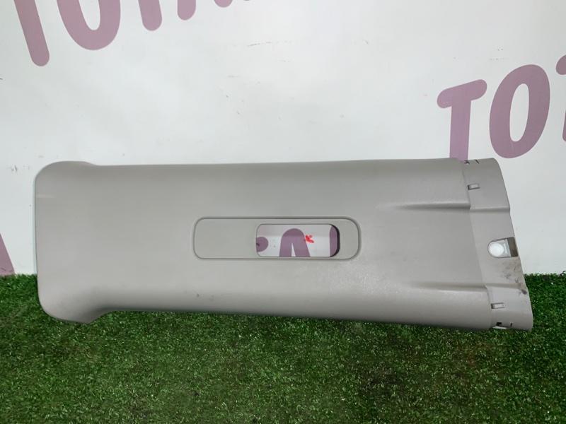 Накладка на стойку кузова Nissan X-Trail TNT31 QR25DE 2008 задняя правая (б/у)