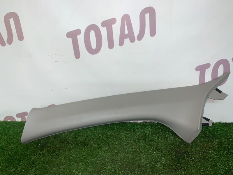 Накладка на стойку кузова Nissan X-Trail TNT31 QR25DE 2008 передняя левая (б/у)