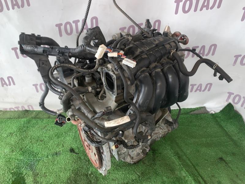 Двигатель Nissan X-Trail TNT31 QR25DE 2008 (б/у)