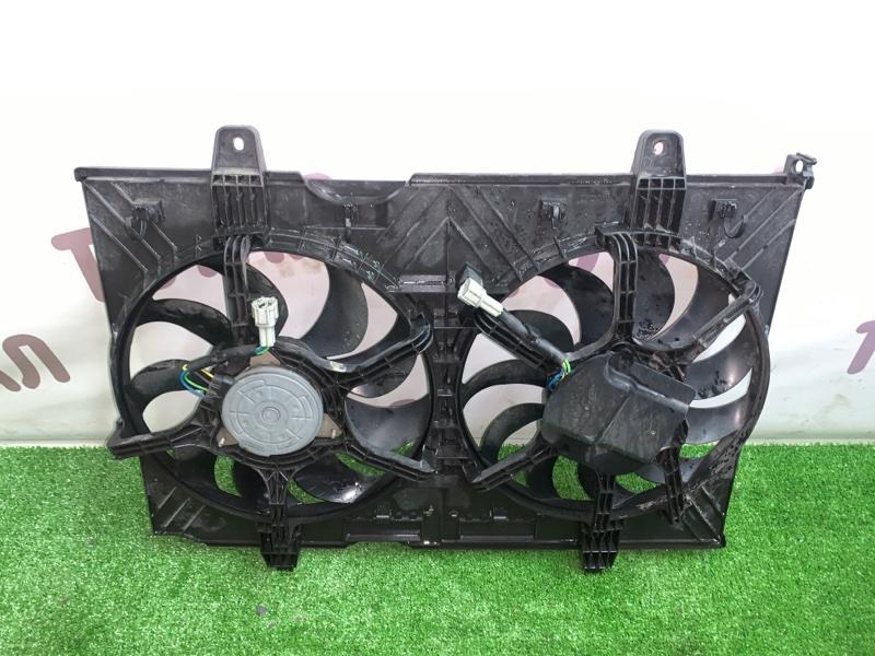 Диффузор радиатора Nissan X-Trail TNT31 QR25DE 2008 (б/у)
