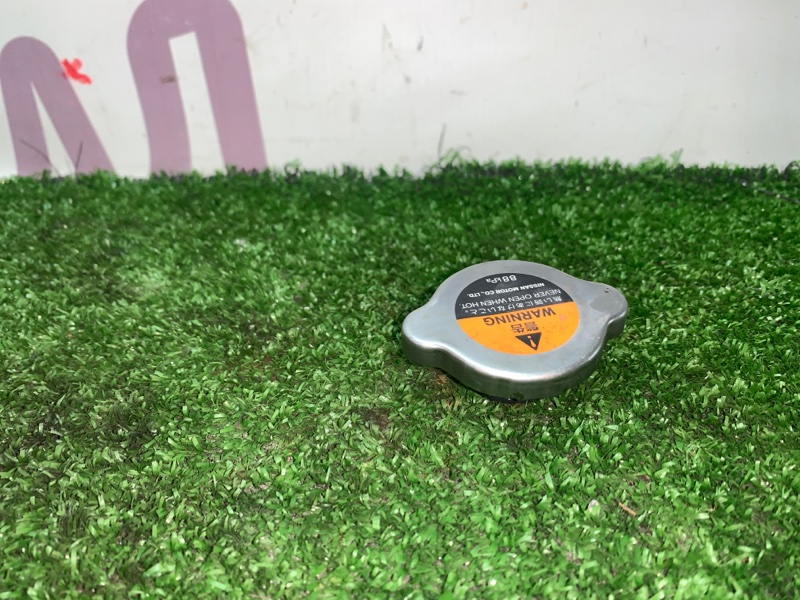 Пробка радиатора Nissan X-Trail TNT31 QR25DE 2008 (б/у)