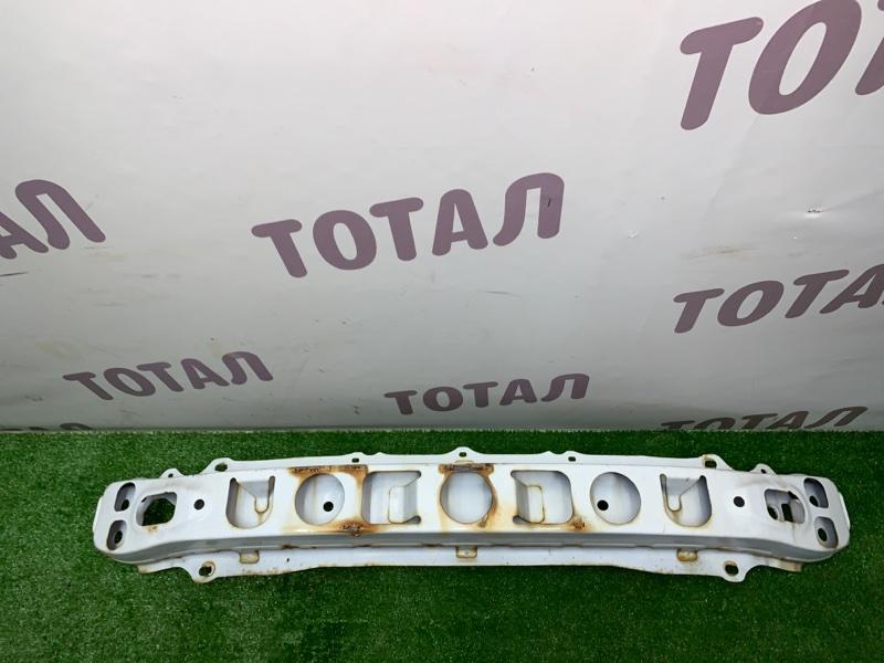 Жесткость бампера Toyota Vitz NCP95 2NZFE 2006 передний (б/у)