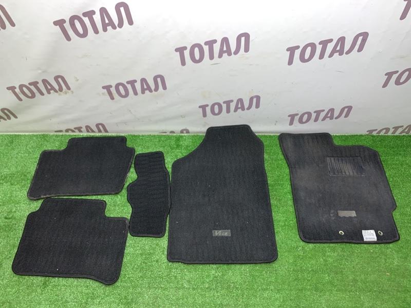 Коврики комплект Toyota Vitz NCP95 2NZFE 2006 (б/у)