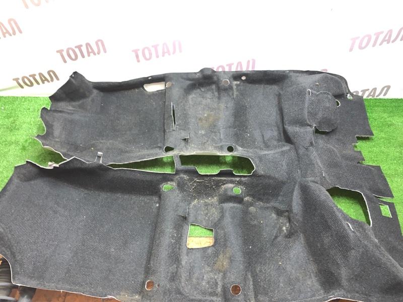 Обшивка пола Toyota Vitz NCP95 2NZFE 2006 (б/у)