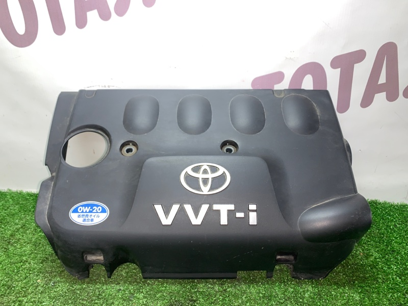 Декоративная крышка двигателя Toyota Vitz NCP95 1NZFE 2006 (б/у)