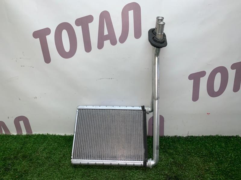 Радиатор печки Toyota Ractis NCP105 1NZFE 2006 (б/у)