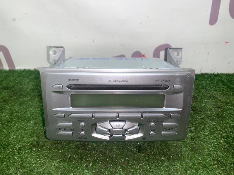 Магнитофон Toyota Vitz NCP95 2NZFE 2006 (б/у)