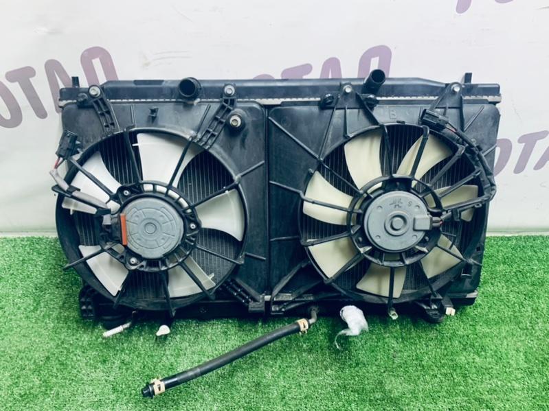 Радиатор двс Honda Freed GB3 L15A 2008 (б/у)