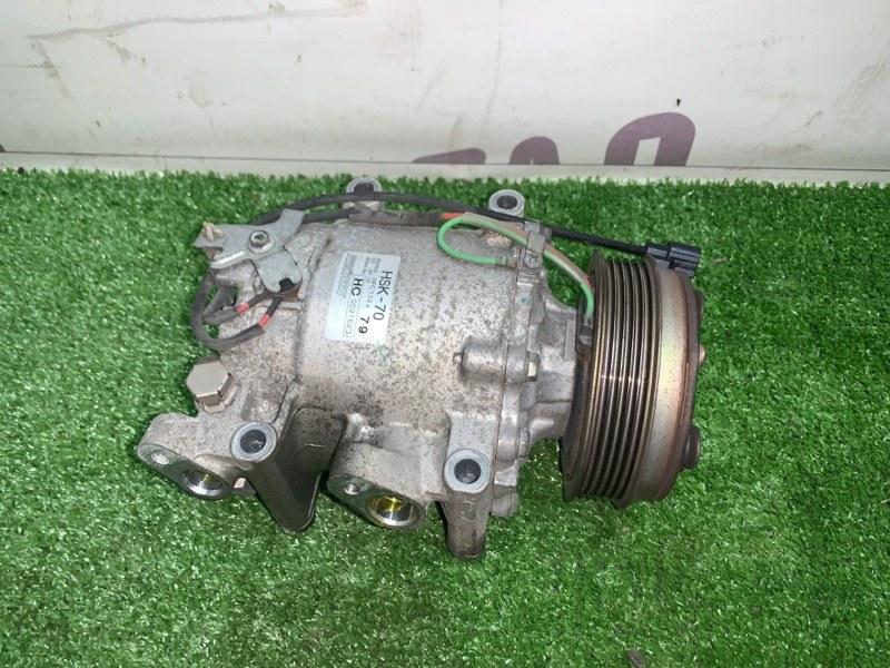 Компрессор кондиционера Honda Freed GB3 L15A 2008 (б/у)