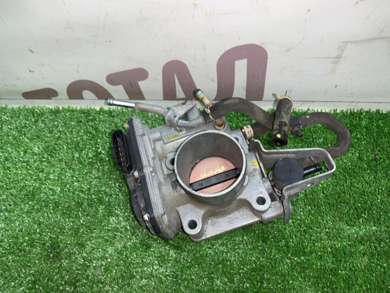Блок дроссельной заслонки Honda Freed GB3 L15A 2008 (б/у)