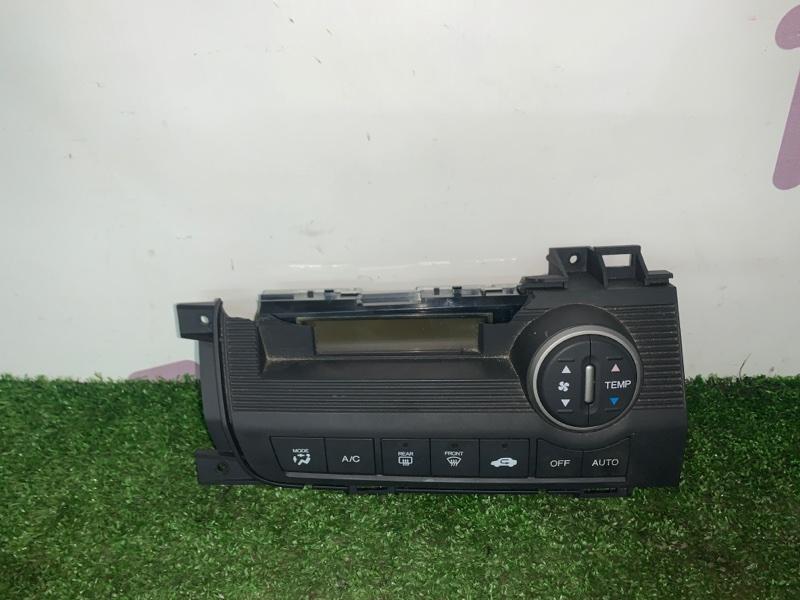 Блок управления климат-контролем Honda Freed GB3 L15A 2008 (б/у)