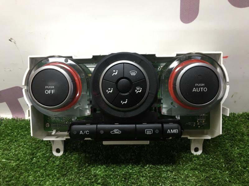 Блок управления климат-контролем Mazda Axela BK3P L3VDT 2006 (б/у)
