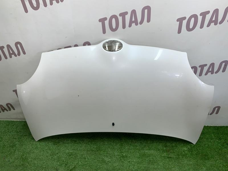 Капот Toyota Sienta NCP85 1NZFE 2004 (б/у)