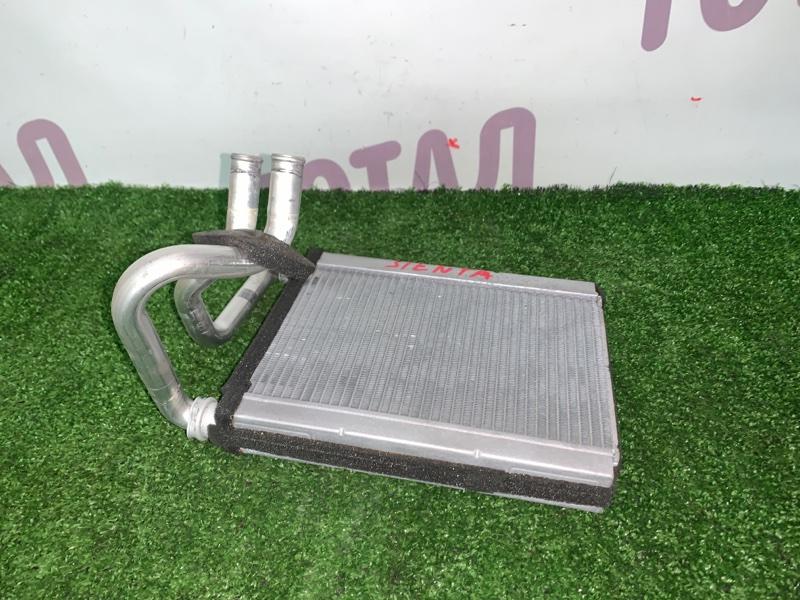 Радиатор печки Toyota Sienta NCP85 1NZFE 2004 (б/у)