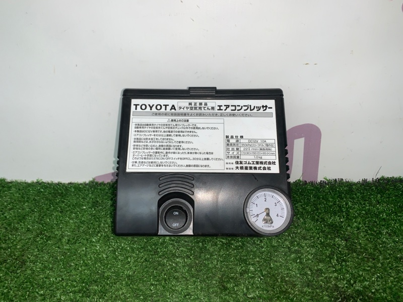 Компрессор Toyota Sienta NCP85 1NZFE 2004 (б/у)