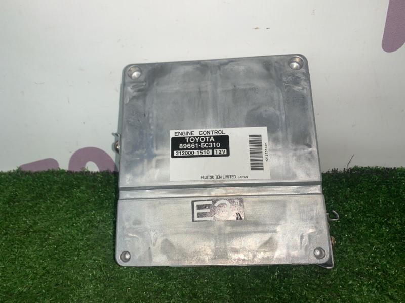 Блок управления двс Toyota Sienta NCP85 1NZFE 2004 (б/у)