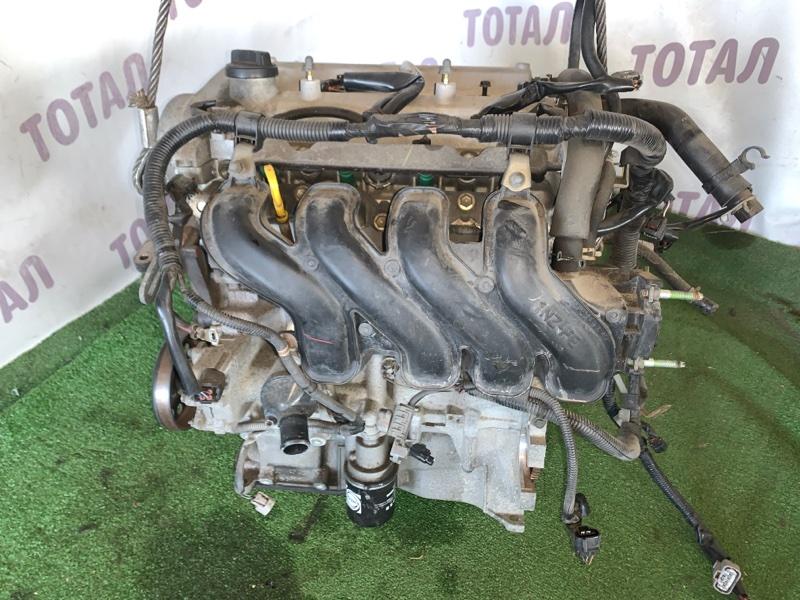 Двигатель Toyota Sienta NCP85 1NZFE 2004 (б/у)