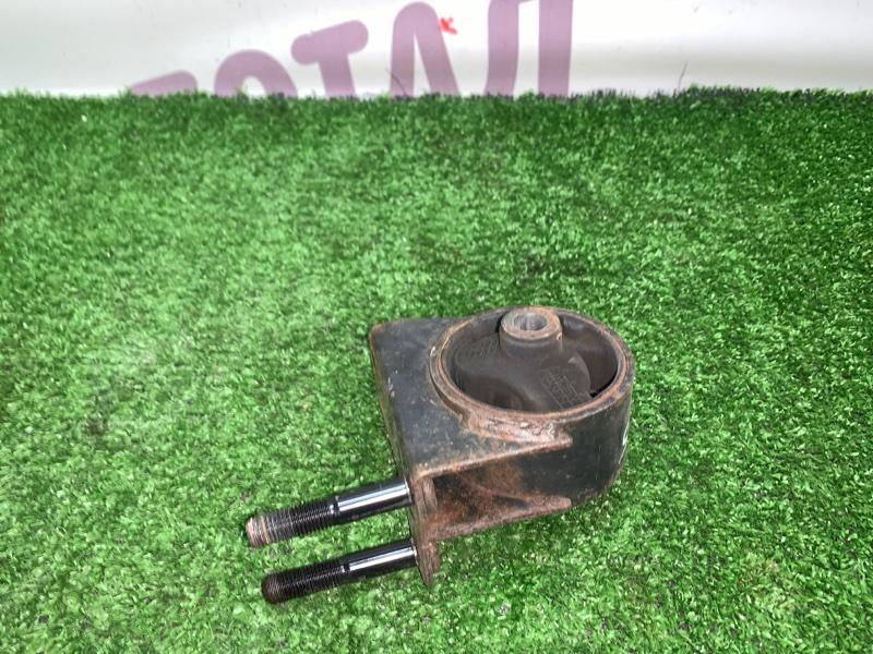 Подушка двигателя Toyota Sienta NCP85 1NZFE 2004 задняя левая (б/у)