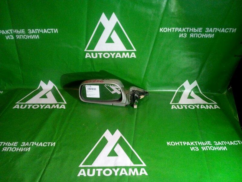 Зеркало Toyota Trueno AE111 левое (б/у)