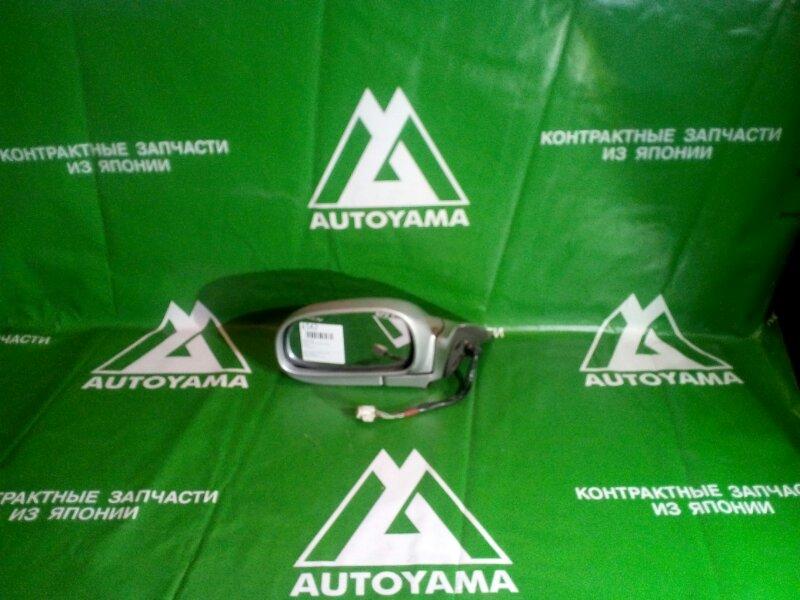 Зеркало Toyota Corolla Ceres AE101 левое (б/у)