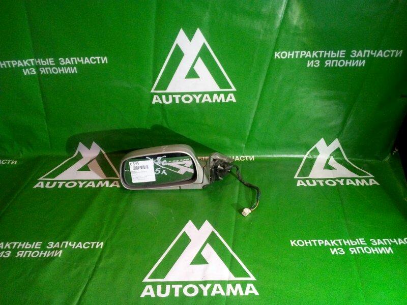 Зеркало Toyota Corolla Levin AE110 левое (б/у)