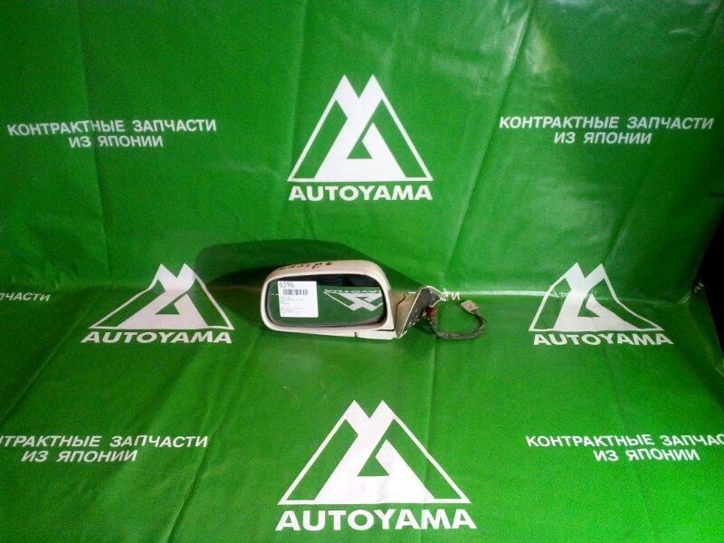 Зеркало Toyota Corona Exiv ST180 левое (б/у)