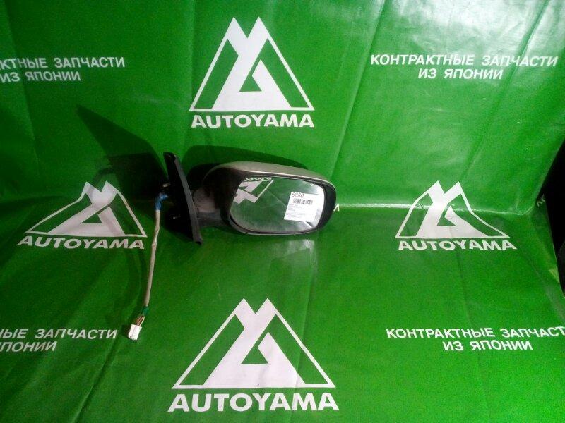 Зеркало Toyota Belta SCP92 правое (б/у)