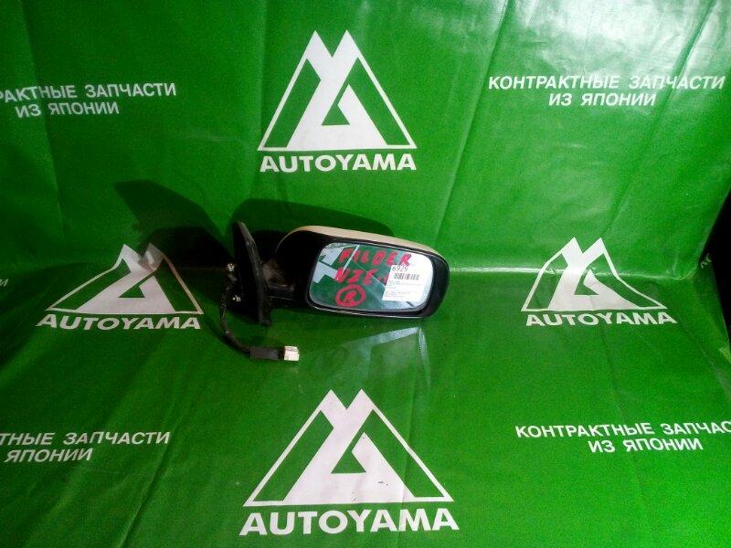Зеркало Toyota Corolla Fielder ZZE120 2004 правое (б/у)