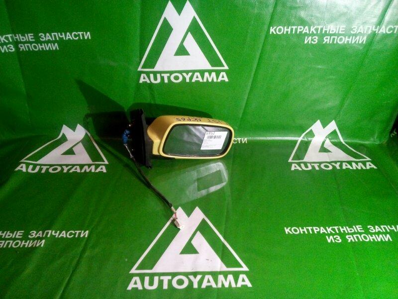Зеркало Toyota Ist NCP60 правое (б/у)