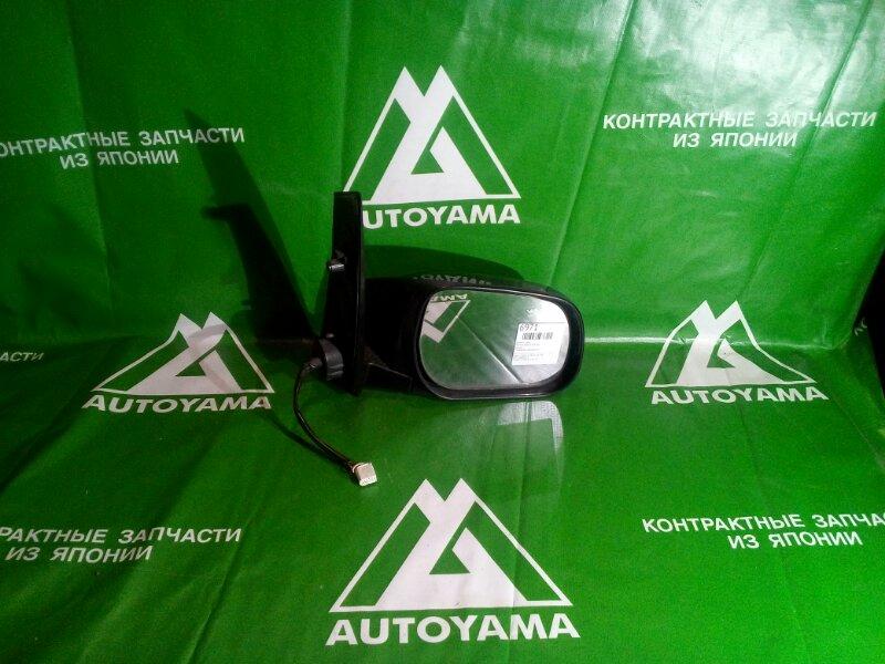 Зеркало Toyota Ractis NCP100 правое (б/у)