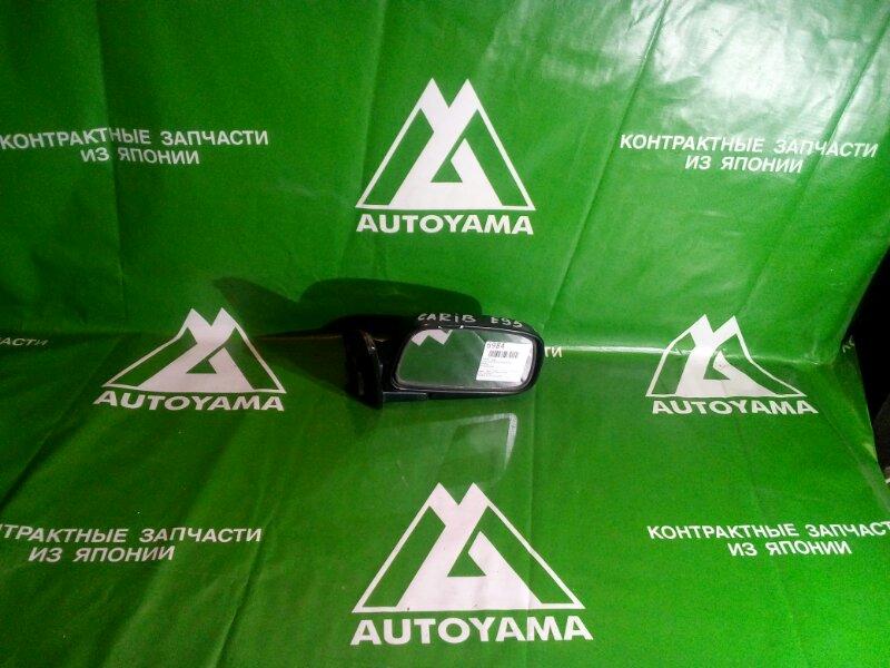 Зеркало Toyota Sprinter Carib AE90 правое (б/у)