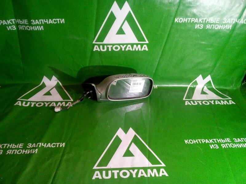 Зеркало Toyota Windom MCV20 правое (б/у)