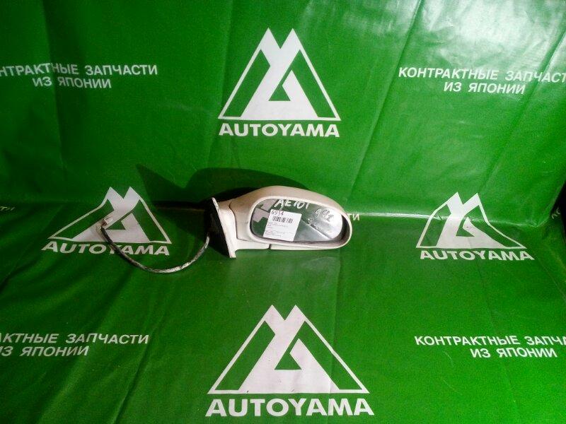 Зеркало Toyota Corolla Levin AE101 правое (б/у)