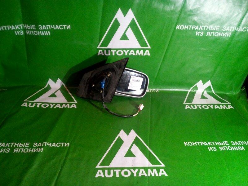 Зеркало Toyota Vitz SCP10 правое (б/у)