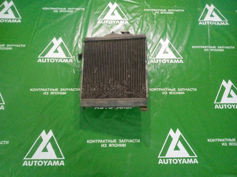 Радиатор двс Honda Hr-V GH2 D16A (б/у)
