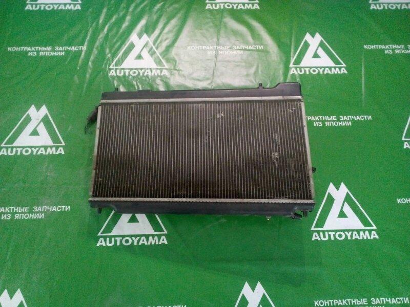 Радиатор двс Honda Fit GD1 L13A 2003 (б/у)