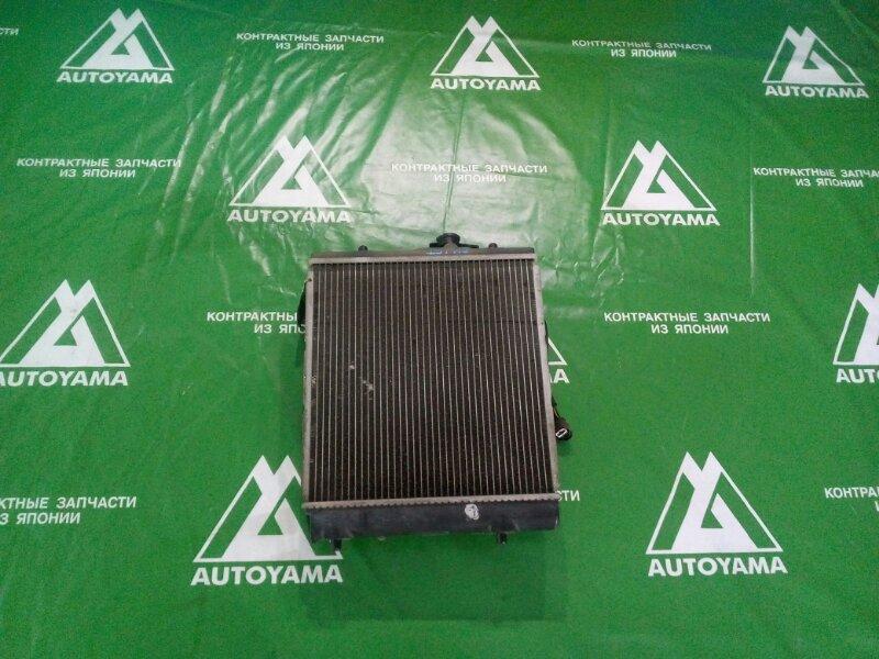 Радиатор двс Suzuki Swift HT51S M13A (б/у)