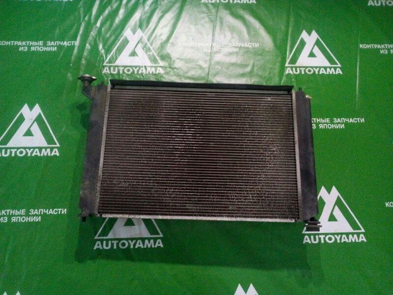 Радиатор двс Toyota Allion ZZT240 1ZZFE (б/у)