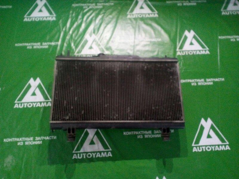 Радиатор двс Toyota Caldina AT210 5AFE (б/у)