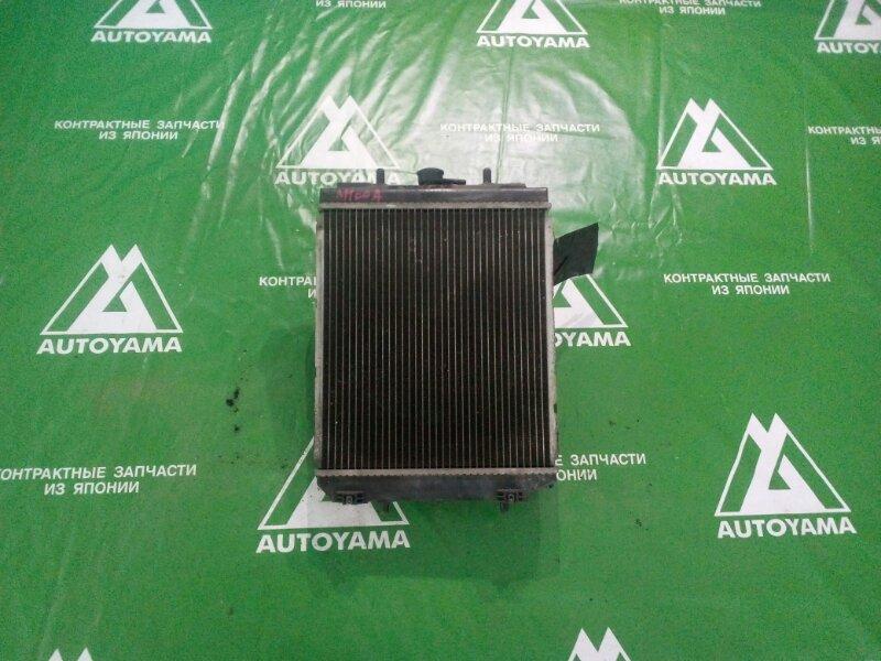 Радиатор двс Toyota Duet M100A EJ (б/у)